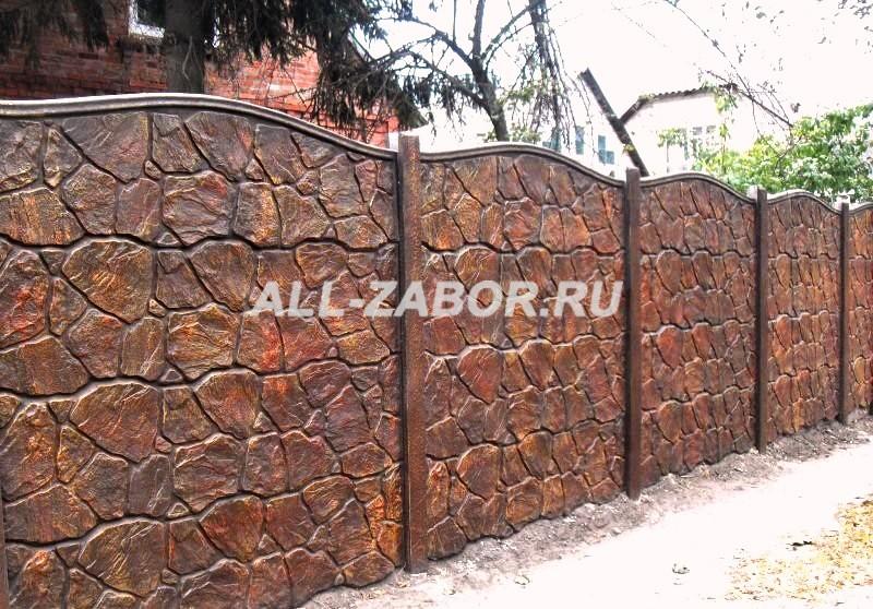 столбы из бетона для забора купить в белгороде